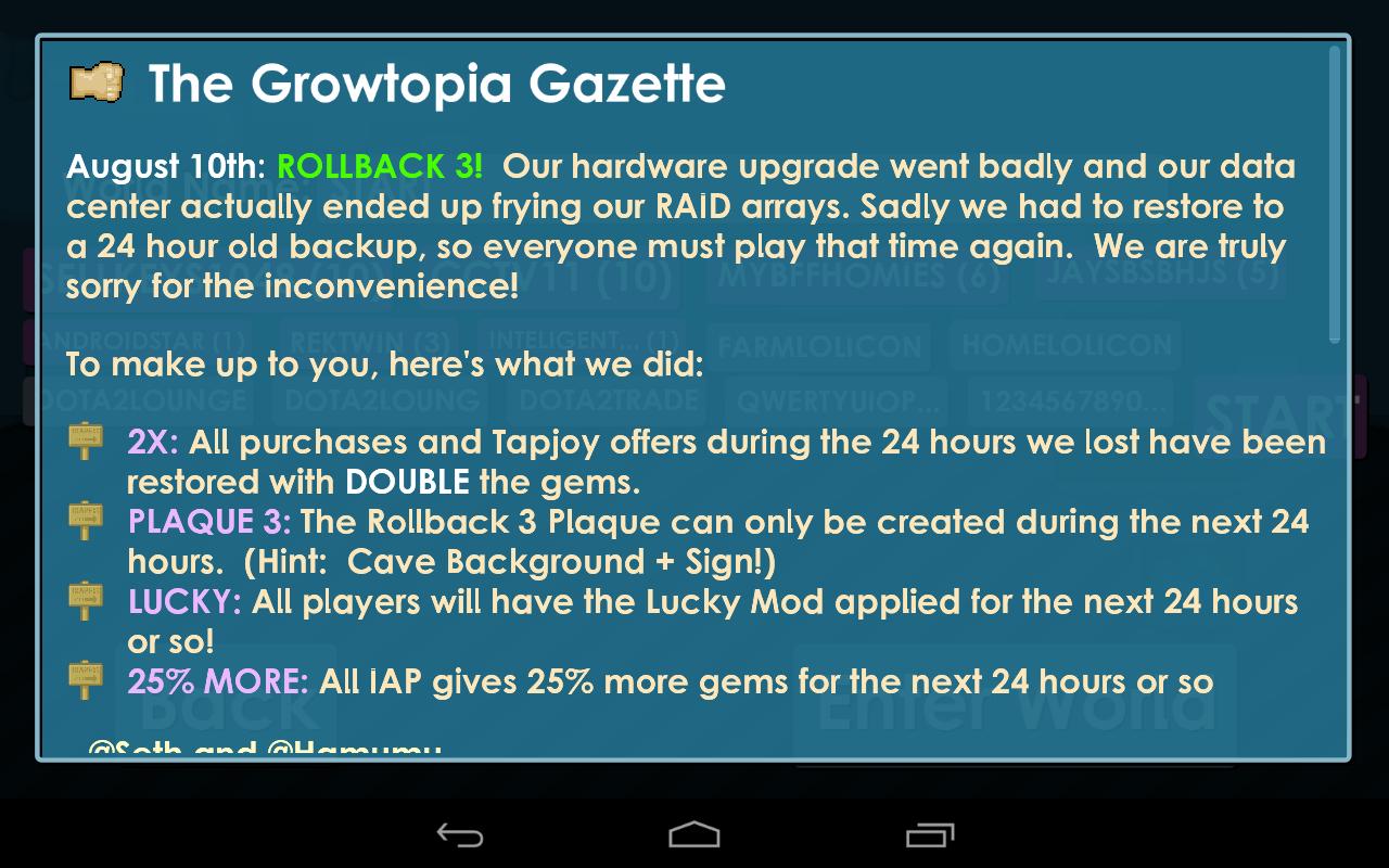 growtopia | KuroZero's Home